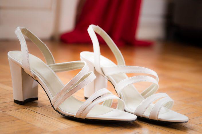 bephil photographie mariage préparatifs mariée chaussures