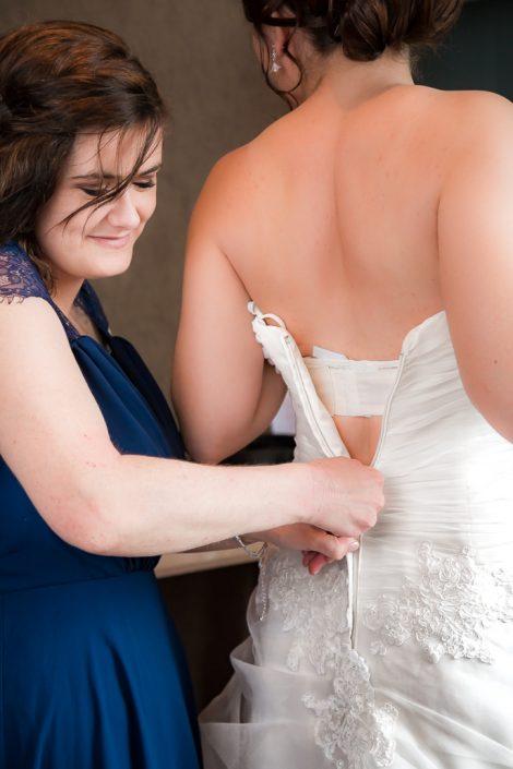 bephil photographie mariage préparatifs mariée robe